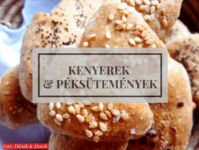 kenyér péksütemény péksüti szénhidrát diéta cukorbetegség inzulinrezisztencia ir étrend