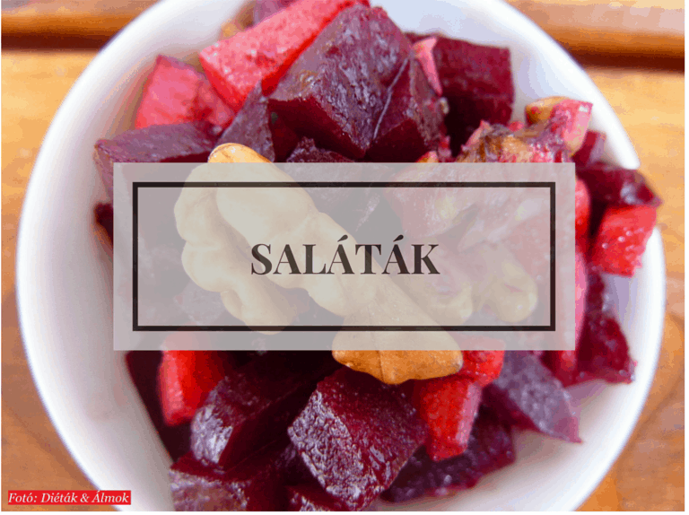 saláta szénhidrát diéta cukorbetegség inzulinrezisztencia ir étrend