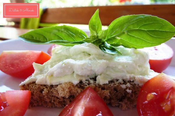 tavaszi gyors recept szénhidrát diéta cukorbetegség inzulinrezisztencia