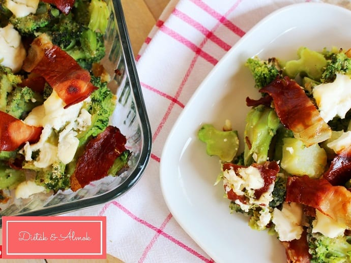 sonkás brokkoli 4 HONLAP