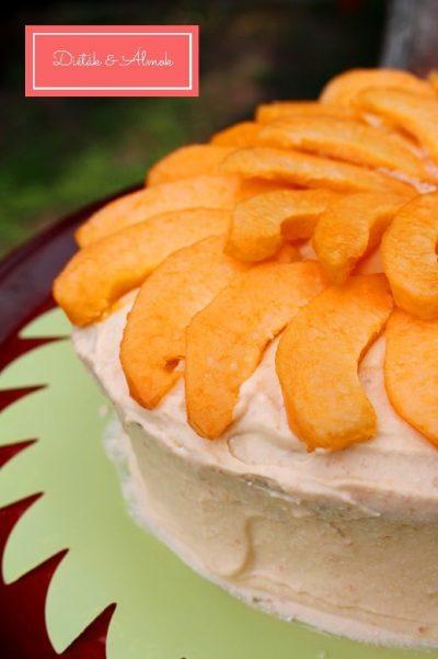 sárgabarack mascarpone túró torta szénhidrát diéta cukorbetegség inzulinrezisztencia