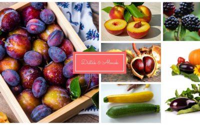 Szeptemberi zöldség-gyümölcs kalauz