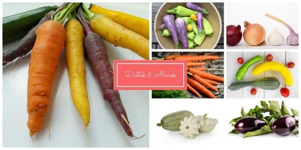 zöldség gyümölcs szénhidrát diéta cukorbetegség inzulinrezisztencia