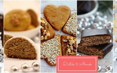 7 tipp mézmentes mézeskalács sütéséhez!