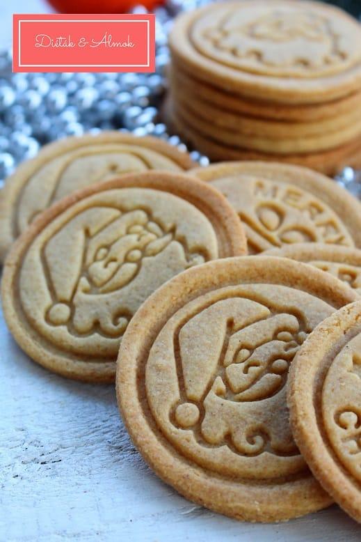 mézeskalácsos keksz karácsony szénhidrát diéta cukorbetegség inzulinrezisztencia