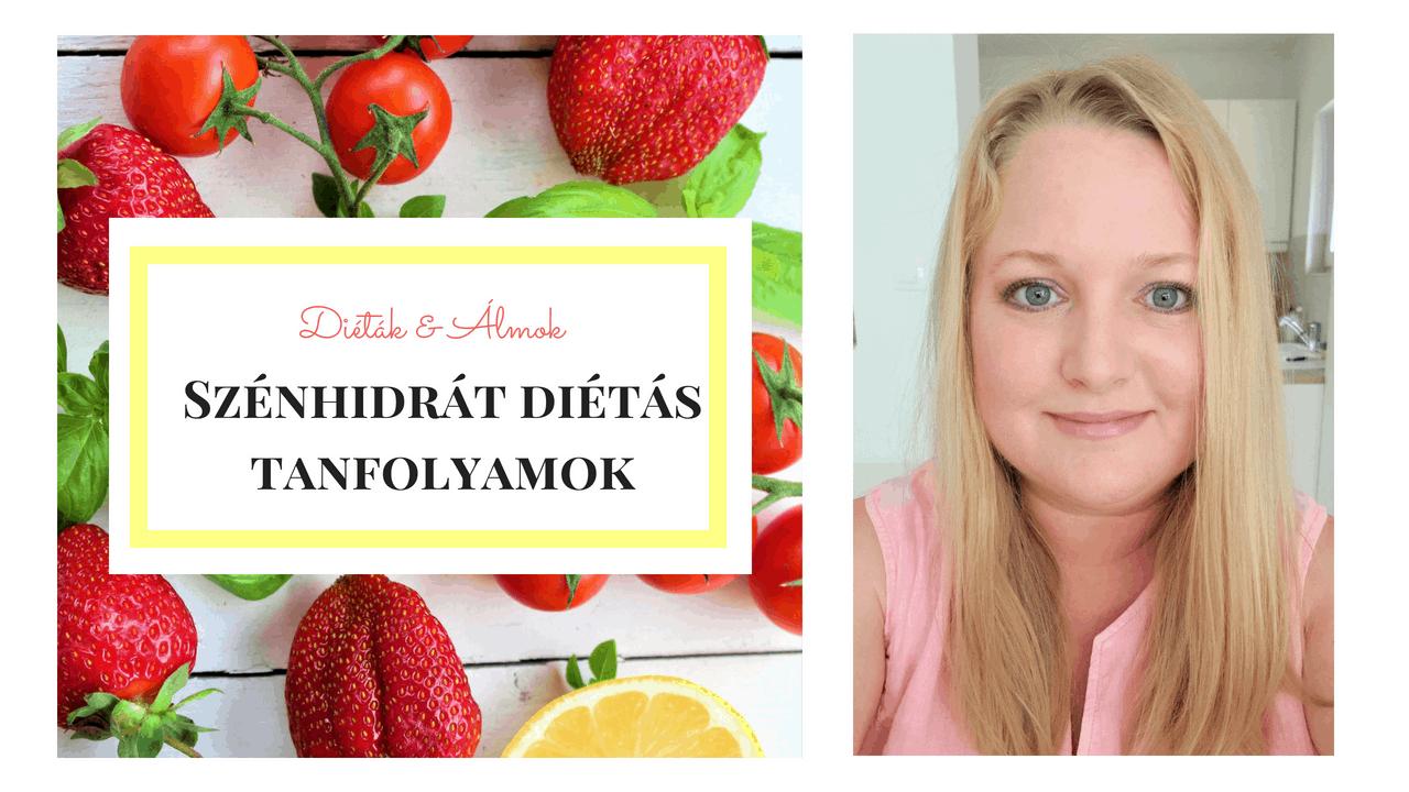 szénhidrát diéta tanfolyam cukorbetegség inzulinrezisztencia életmódváltás