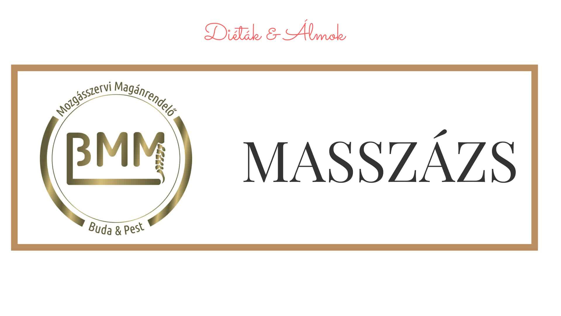 BMM masszázs szénhidrát diéta
