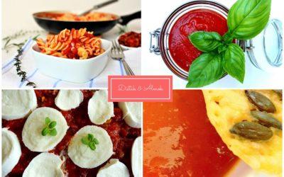 Paradicsomos receptek – szénhidrát diéta