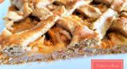 Sütőtökös-almás pite (akár birsalmával)
