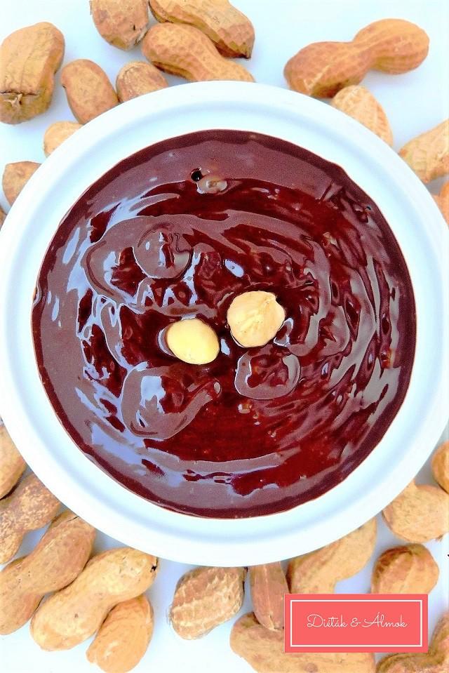 csokoládépuding desszert szénhidrát diéta cukorbetegség inzulinrezisztencia