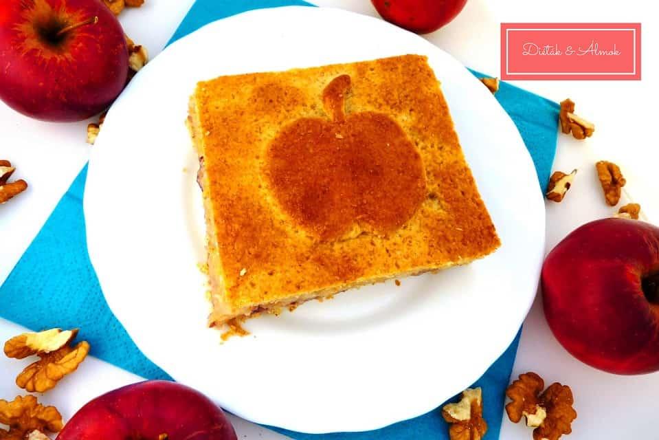 pulykagulyás feketeribizli almás pite menü szénhidrát diéta cukorbetegség inzulinrezisztencia