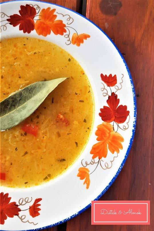 savanyú káposzta leves szénhidrát diéta cukorbetegség inzulinrezisztencia étrend