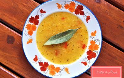 Fűszeres savanyú káposzta leves