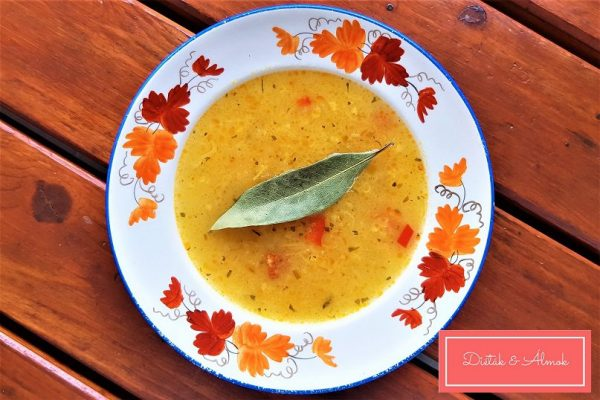 fűszeres savanyú káposzta leves szénhidrát diéta cukorbetegség inzulinrezisztencia