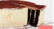 Hamis tiramisu torta liszt nélkül