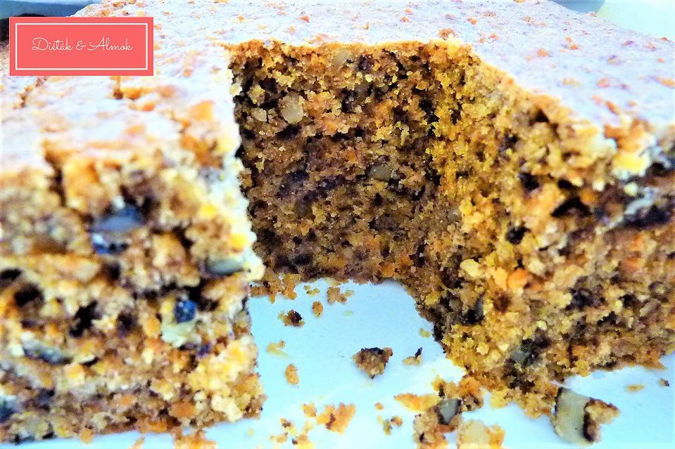 répa torta szénhidrát diéta cukorbetegség inzulinrezisztencia