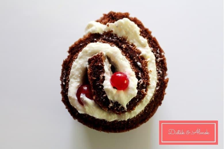 ribizli csoki túró torta szénhidrát diéta cukorbetegség inzulinrezisztencia