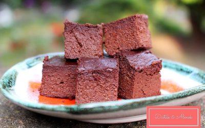 Gasztrobakiból álomsüti: szezámos-cukkinis brownie liszt nélkül
