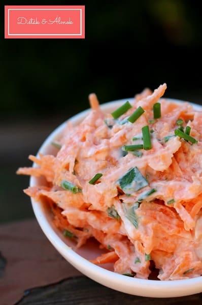 medvehagymás répa tzatziki saláta cukormentes szénhidrát diéta cukorbetegség inzulinrezisztencia