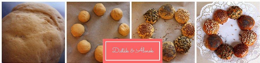 sós kalács teljes kiőrlésű házi pékáru szénhidrát diéta cukorbetegség inzulinrezisztencia