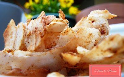 Villámgyors ropogtatnivaló: fűszeres kókuszchips