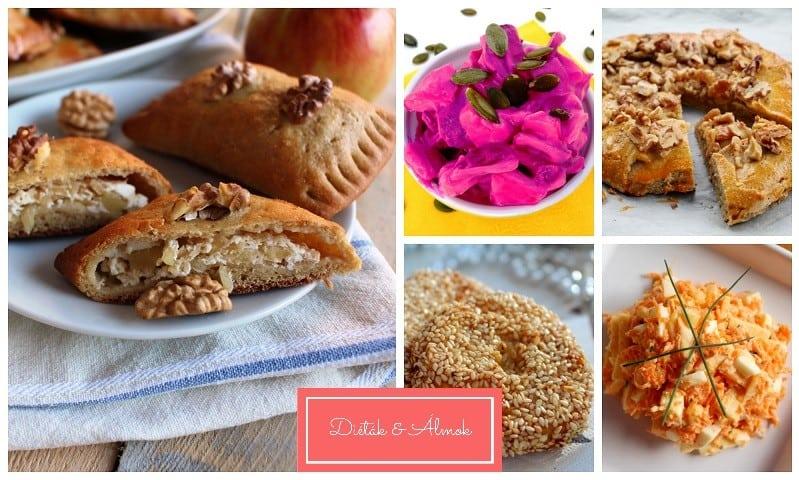 alma recept szénhidrát diéta cukorbetegség inzulinrezisztencia