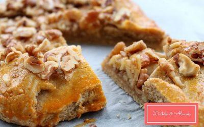 Illatos almás galette egyszerűen