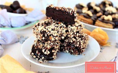 Szuper mandulás csokikocka liszt nélkül