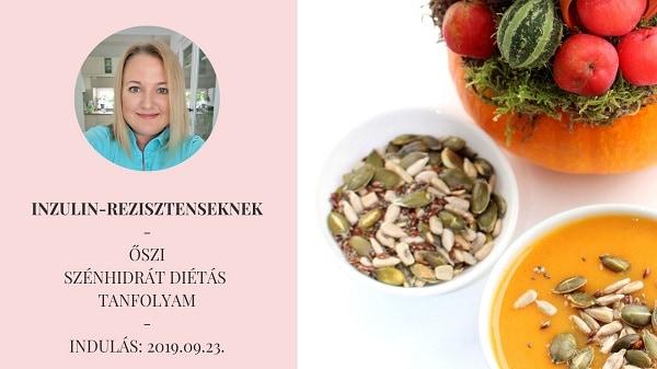 szénhidrát diéta tanfolyam inzulinrezisztencia étrend