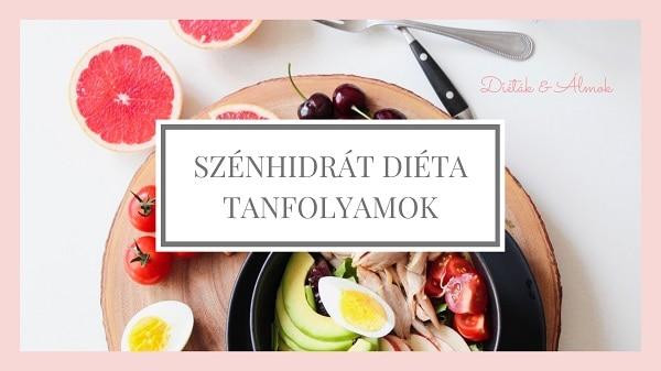 szénhidrát diéta tanfolyam cukorbetegség inzulinrezisztencia étrend