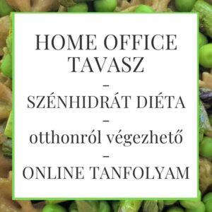 szénhidrát diéta home office cukorbetegség inzulinrezisztencia életmódváltás étrend