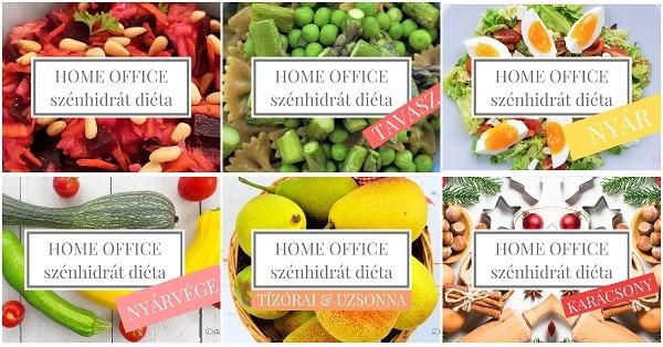 home office szénhidrát diéta tanfolyam